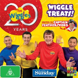 Wiggles Treats DVD | Wiggle Time Wiki | FANDOM powered by Wikia