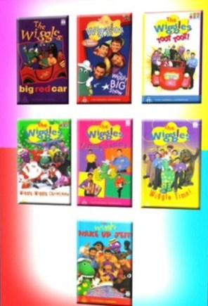 Wiggle Time: Volume 1 DVD | Wiggle Time Wiki | FANDOM