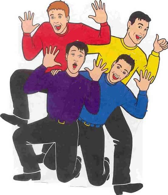 The Wiggles | Wiggly Party Wiki | FANDOM powered by Wikia