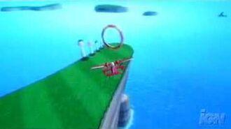 Wii sports airplane