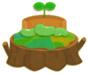 KEY Tree-Stump Bed sprite