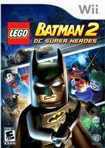 Lego Batman 2 Wii