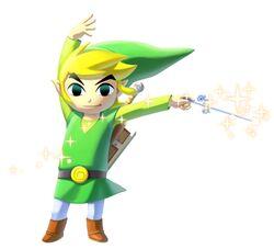 Legend of Zelda Wind Waker HD WiiU E32013 0011