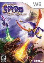 The Legend of Spyro Dawn of the Dragon