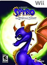 The Legend of Spyro Eternal Night