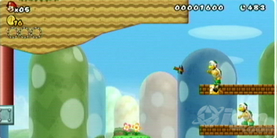 Hammer Bros. New Super Mario Bros. Wii