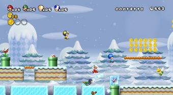 World 3 New Super Mario Bros Wii Wii Wiki Fandom