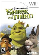 Shrek the Third Box Art