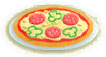 KEY Pizza sprite