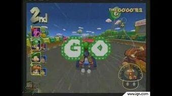Mario Kart Double Dash Beta Wii Wiki Fandom