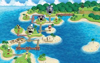 World 4 Nsmb Wii Wii Wiki Fandom