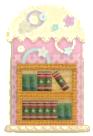 KEY Bookcase sprite