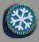 KEY Snowflake Patch