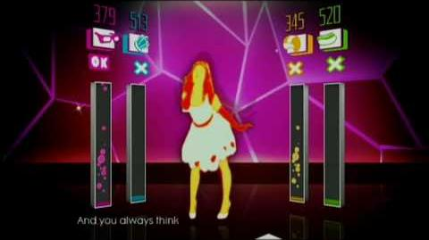 Just Dance Hot N Cold