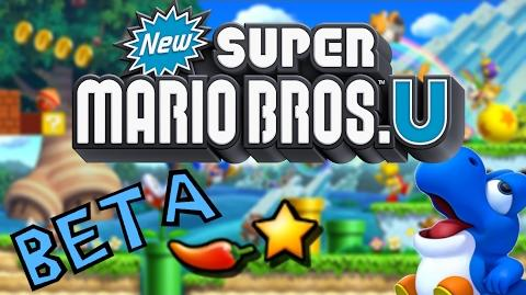 New Super Mario Bros  U Beta   Wii Wiki   FANDOM powered by