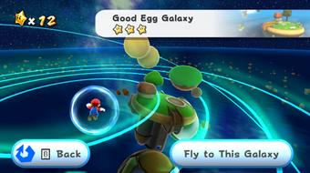 Good Egg Galaxy Wii Wiki Fandom