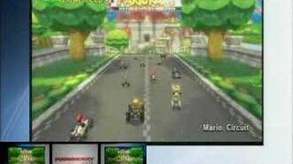 Mario Kart Wii E3 2007