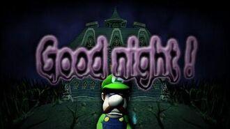 Final & Beta Episode 3 Luigi's Mansion Game Over