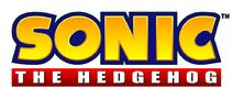 Sonic the Hedgehog series logo