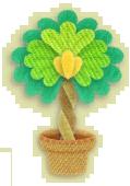 KEY Potted Plant sprite