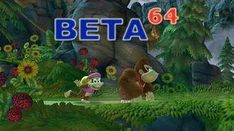 Beta64 - Donkey Kong Country- Tropical Freeze