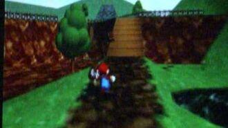 Super Mario 64 Wii Part 1