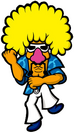 Jimmy P. WarioWare Smooth Moves