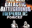 Star Wars Galactic Battlegrounds: Republic Forces