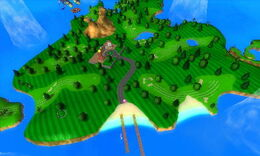 Wedge Island Overview