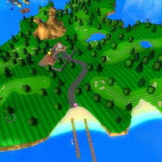 Wedge Island.