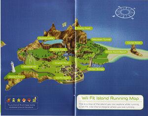 Wii Fit Island