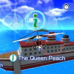 The Queen Peach in <a href=