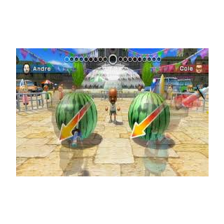 Gameplay screenshot of Speed Slice.