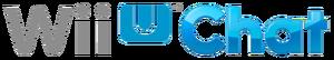 Wii U Chat logo
