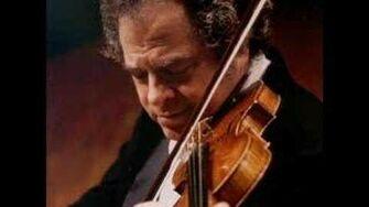 Itzhak Perlman-Violin Concerto in A minor,RV 356 Op 3 No 6