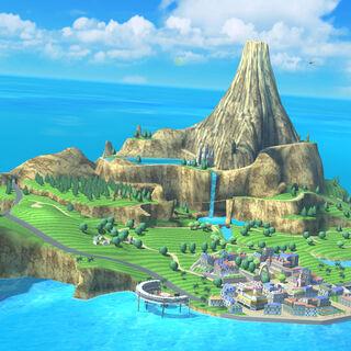 Wuhu Island.