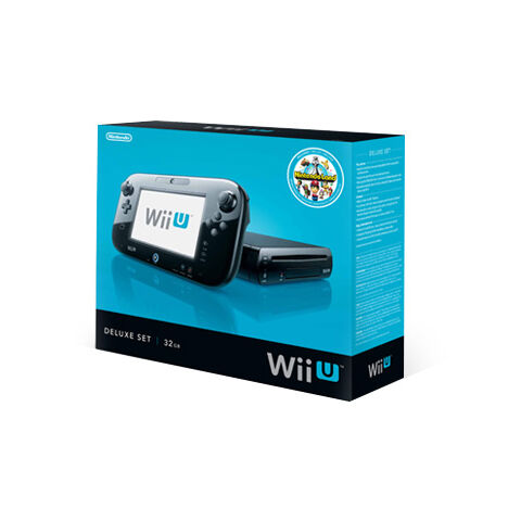 The Wii U's