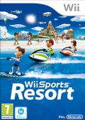 Wii WiiSportsResort PEGI
