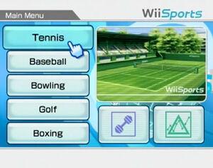 WiiSports-Menu