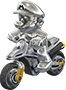 MK8 MetalMario