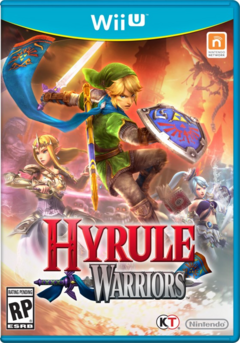 Hyrule Warriors (North America)