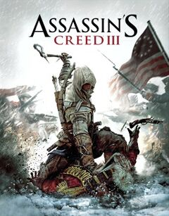 Assassin's Creed III Game Cover
