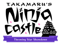 Nintendo Land - Takamaru's Ninja Castle logo