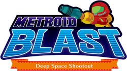 Metroid Blast Logo