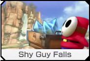 MK8- Shy Guy Falls