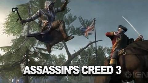 "Wii U Assassin's Creed 3 ""Future Of Our Land"" Trailer - Nintendo NYC Conference 2012"
