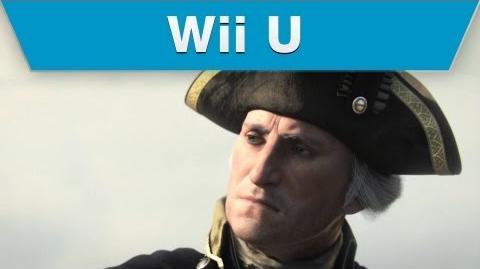 Wii U - Ubisoft - Assassin's Creed III E3 Trailer-1