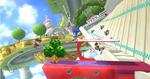 SSB4 - Mario Circuit Image 3