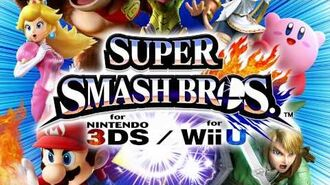 Super Smash Bros. for Wii U 3DS - SSB64 Credits Full Theme EXTENDED BRSTM