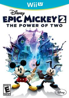 Epic Mickey 2 The Power Of Two (Wii U) (NA)